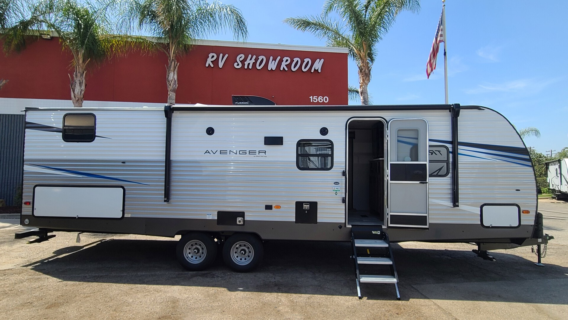 New, 2021, Prime Time, 29RBS, Travel Trailers