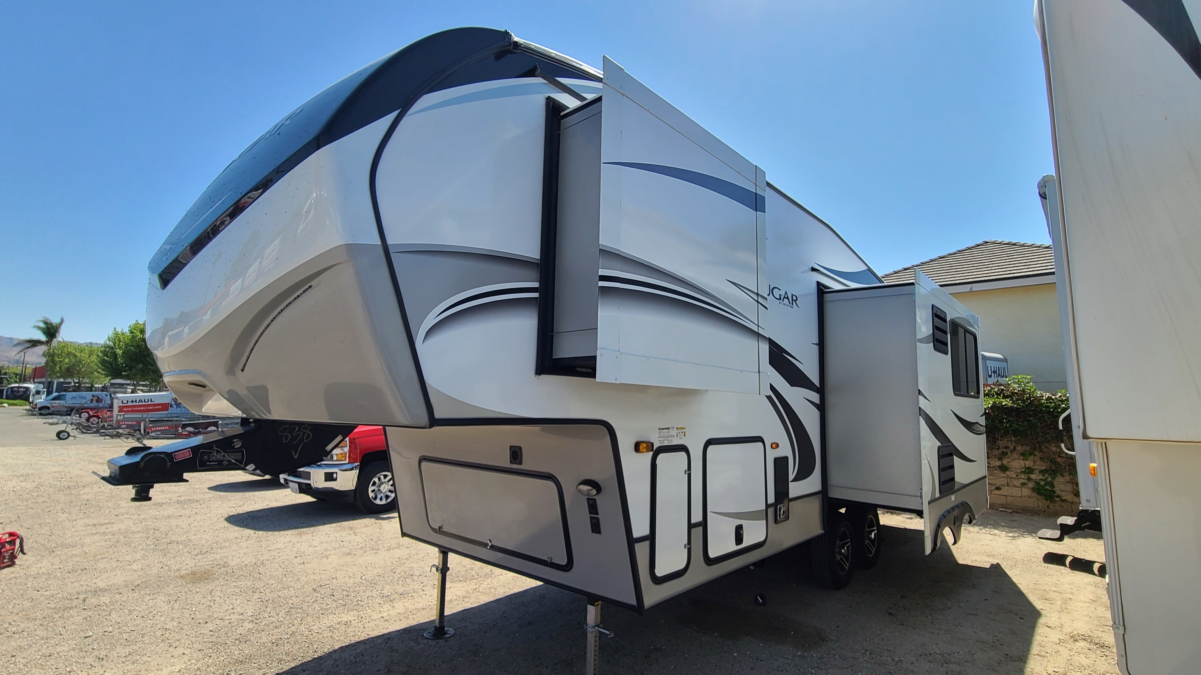 New, 2021, Cougar RV, 24RDS, Fifth Wheels