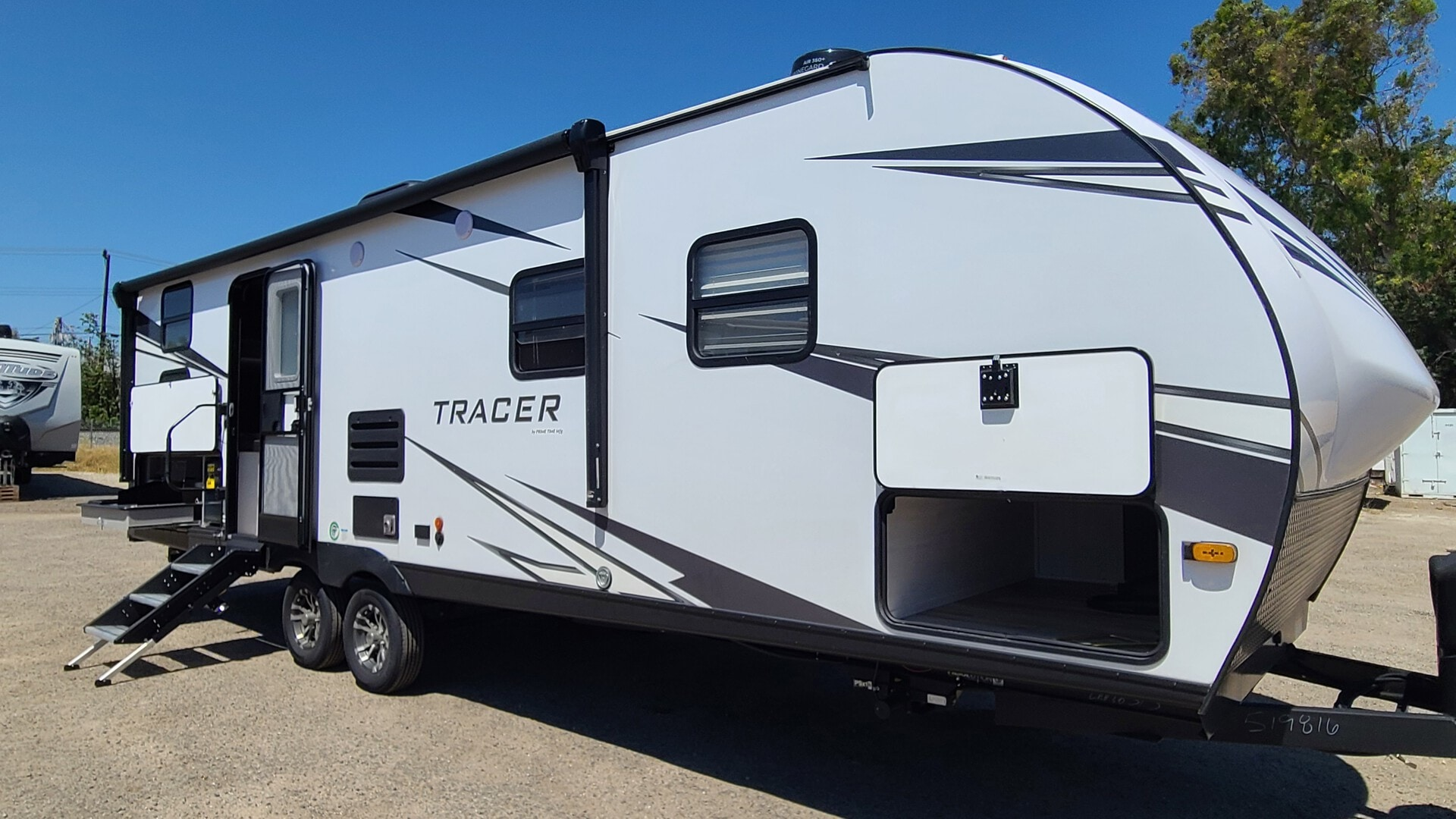 New, 2021, Tracer, 27BHS, Travel Trailers