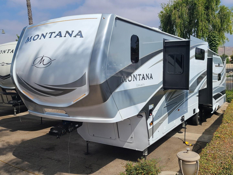 New, 2022, Montana, 3931FB, Fifth Wheels
