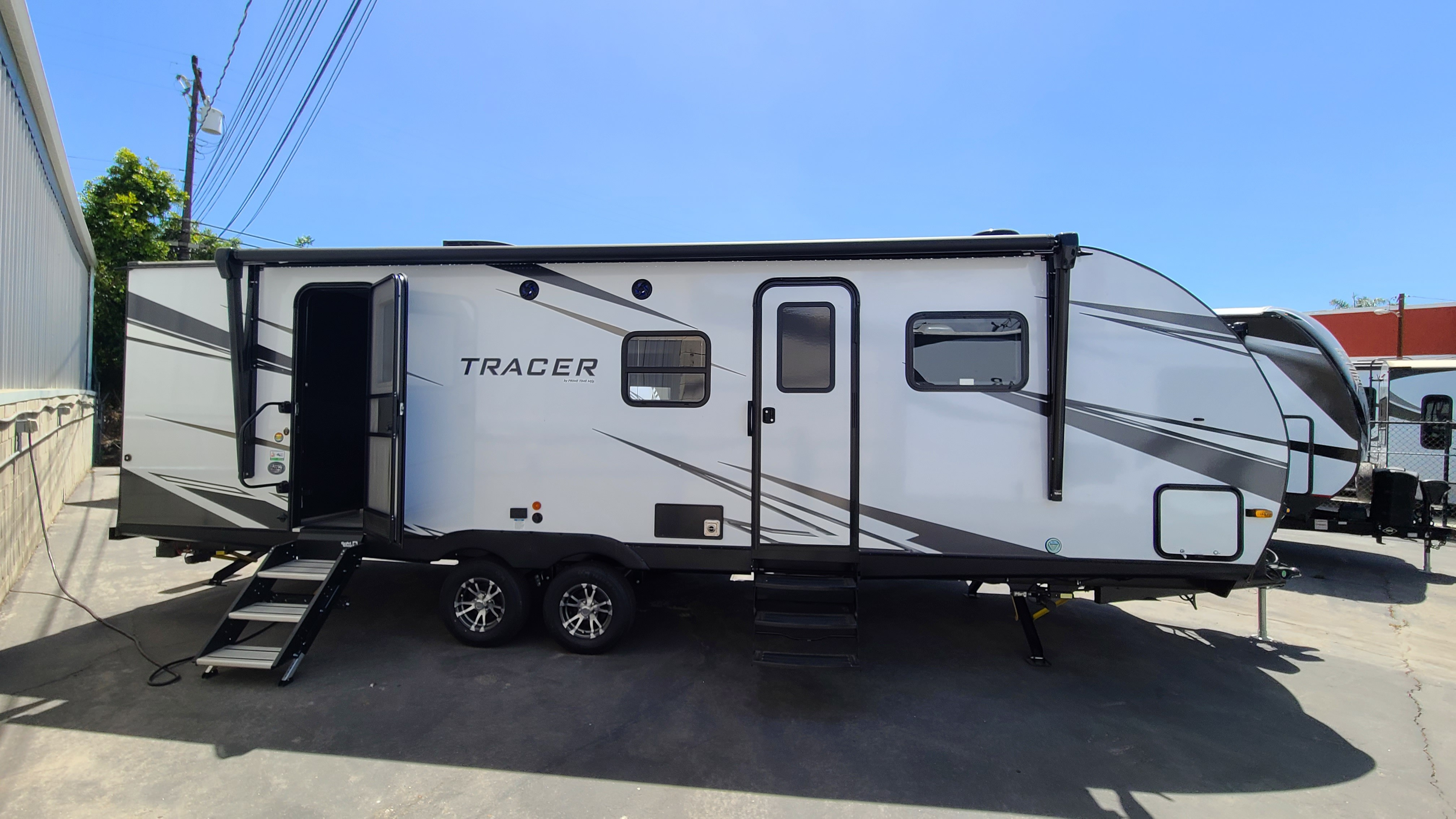 New, 2021, Tracer, 26KSS, Travel Trailers