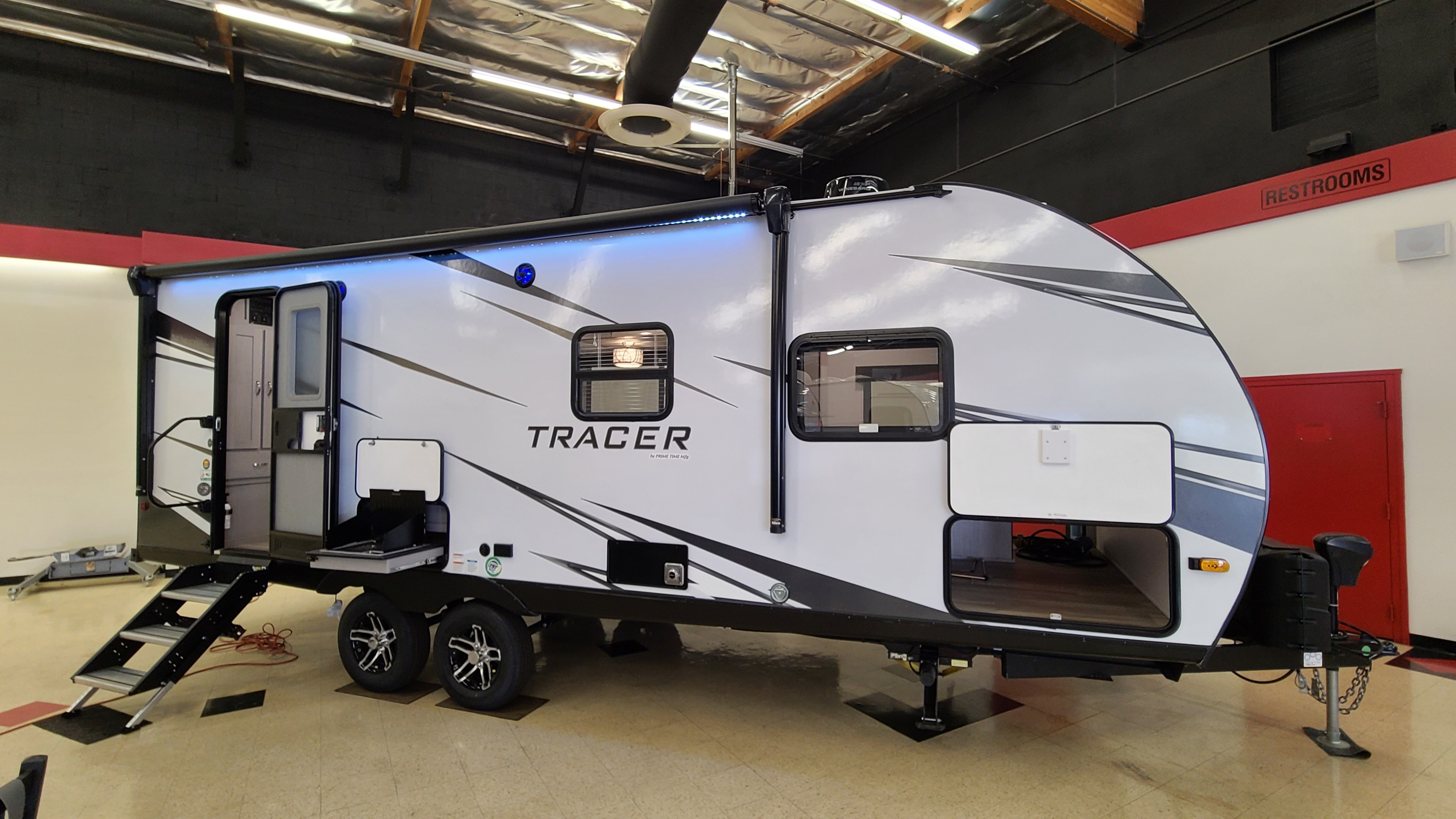 New, 2021, Tracer, 22RBS, Travel Trailers