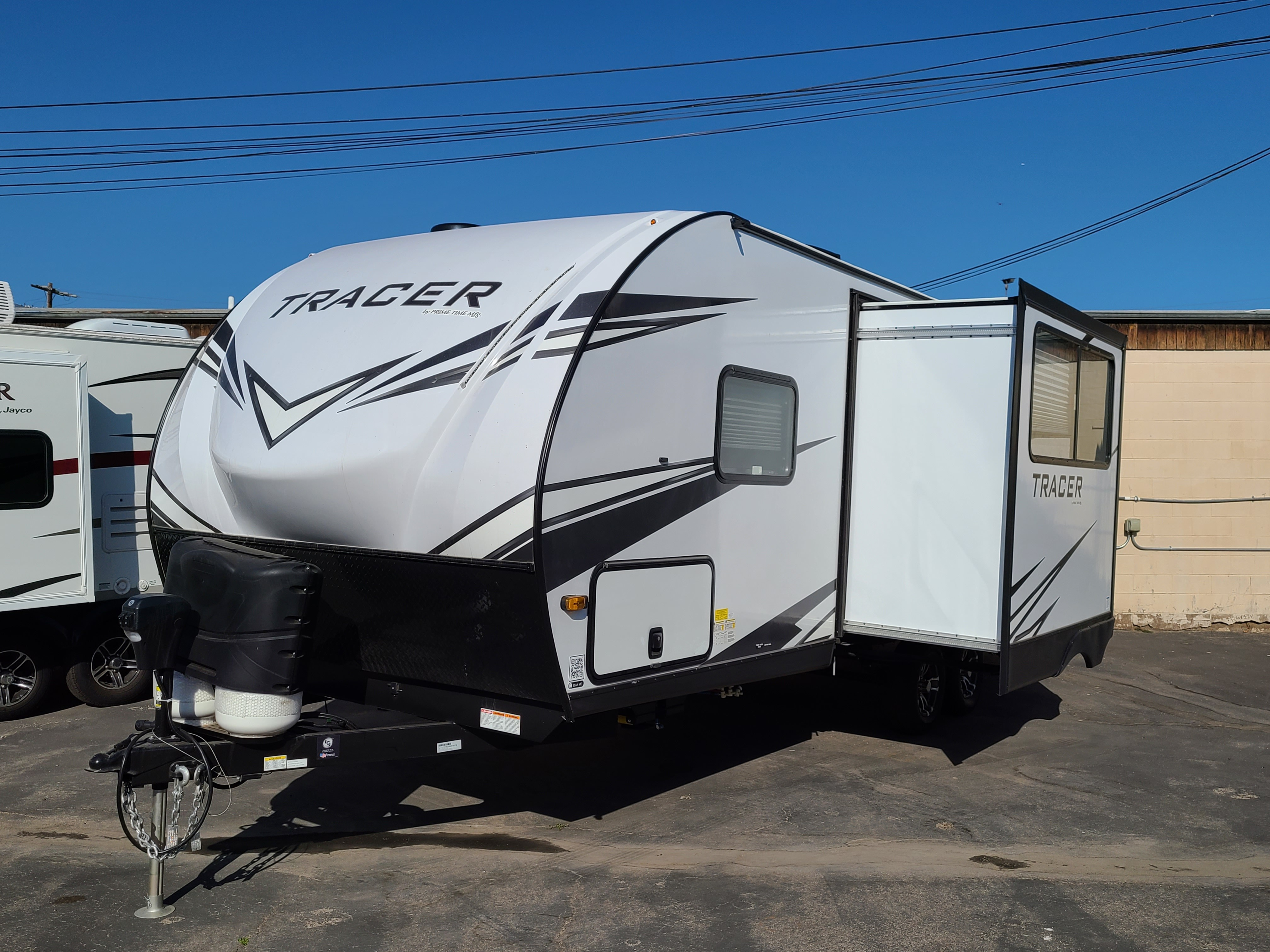 New, 2021, Tracer, 24DBS, Travel Trailers