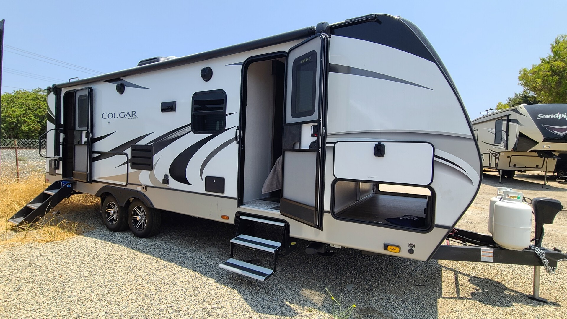 New, 2021, Cougar RV, 26RBS, Travel Trailers