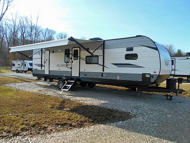 New, 2021, KZ RV, Sportsmen LE 312FKLE, Travel Trailers