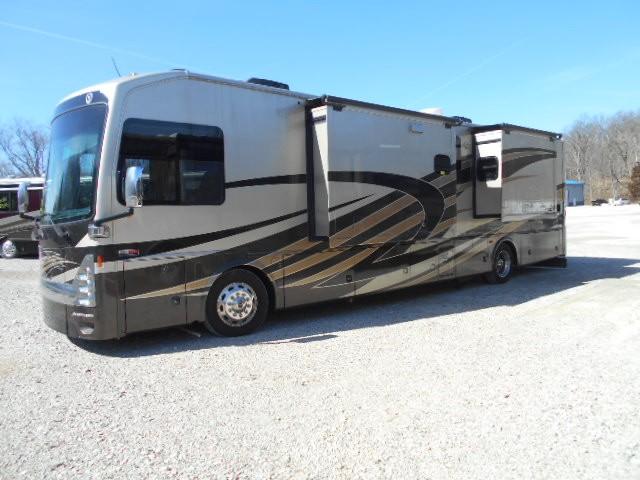 Used, 2014, Thor Motor Coach, Tuscany XTW40EX, RV - Class A