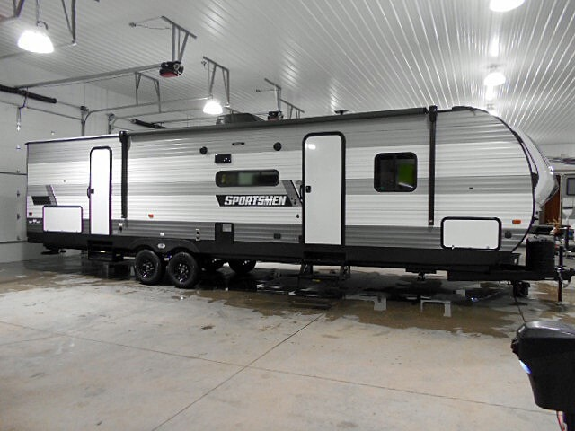 New, 2021, KZ RV, Sportsmen SE 312BHKSE, Travel Trailers