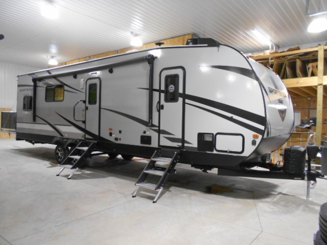 New, 2021, KZ RV, Sportster 301THR, Toy Haulers