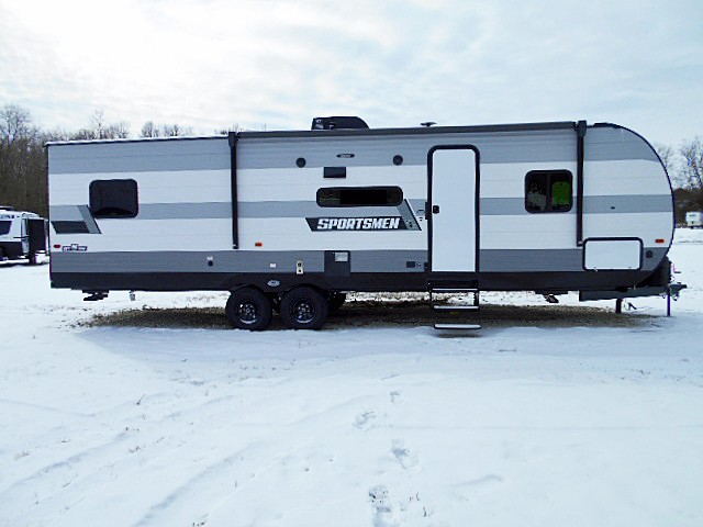 New, 2021, KZ RV, Sportsmen SE 301DBSE, Travel Trailers
