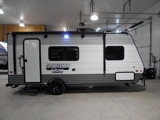 New, 2021, KZ RV, Sportsmen Classic 160QB, Travel Trailers