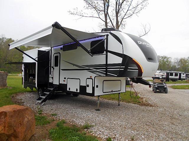 New, 2021, KZ RV, Durango D256RKT, Fifth Wheels
