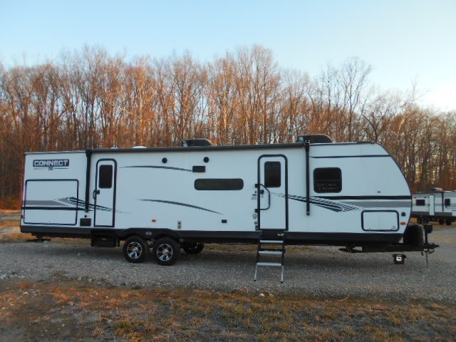 New, 2021, KZ RV, Connect 312BHKSE, Travel Trailers