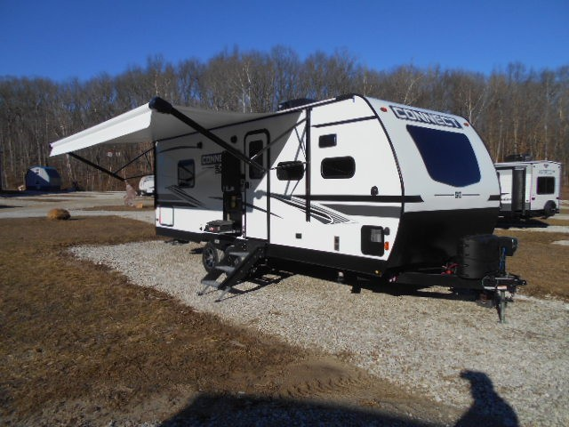 New, 2021, KZ RV, Connect SE 221FKKSE, Travel Trailers