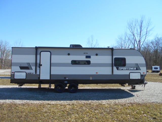 New, 2021, KZ RV, Sportsmen SE 270BHSE, Travel Trailers