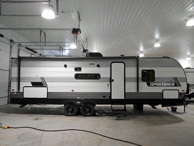 New, 2021, KZ RV, Sportsmen SE 271BHKSE, Travel Trailers