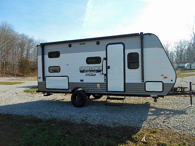 New, 2021, KZ RV, Sportsmen Classic 191BHK, Travel Trailers