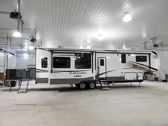 New, 2021, KZ RV, Durango Gold G382MBQ, Fifth Wheels