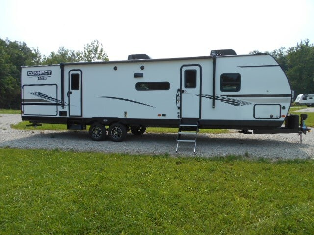 New, 2021, KZ RV, Connect SE 312BHKSE, Travel Trailers