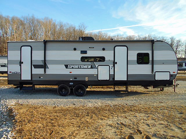 New, 2021, KZ RV, Sportsmen SE 261BHKSE, Travel Trailers