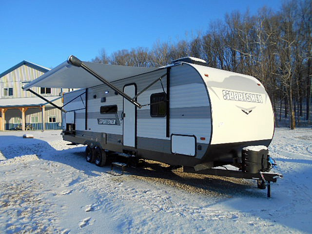 New, 2021, KZ RV, Sportsmen SE 301BHKSE, Travel Trailers
