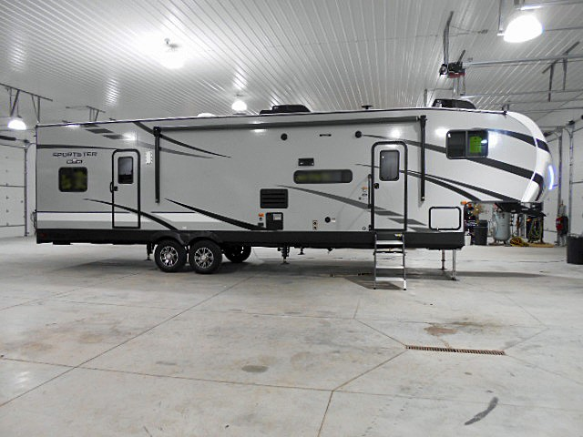 New, 2021, KZ RV, Sportster 331TH13, Toy Haulers
