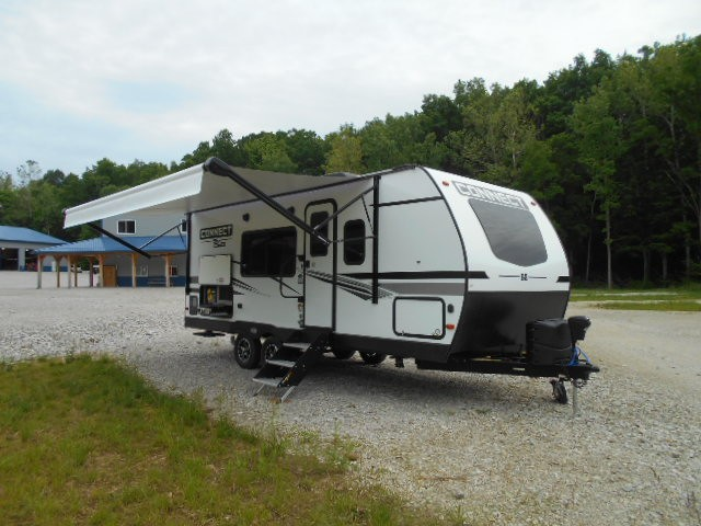 New, 2021, KZ RV, Connect SE 210MBKSE, Travel Trailers