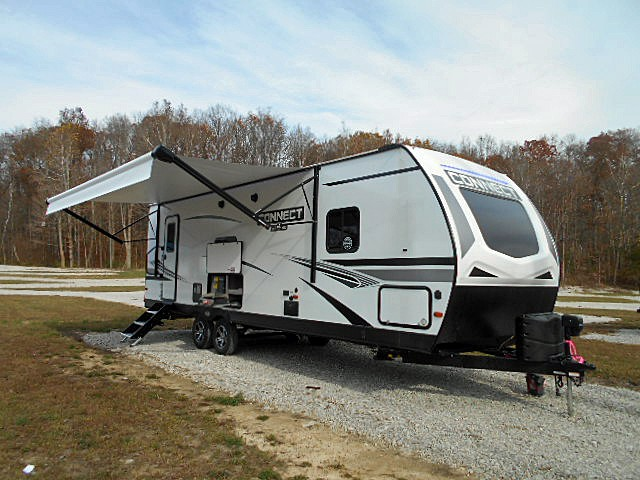 New, 2021, KZ RV, Connect C261RKK, Travel Trailers