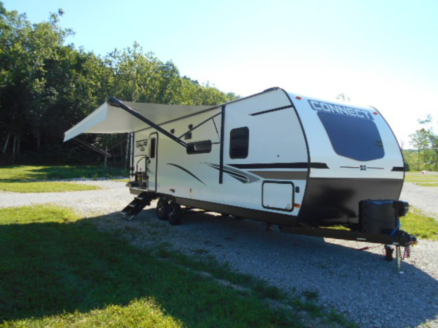 New, 2021, KZ RV, Connect C271BHKSE, Travel Trailers