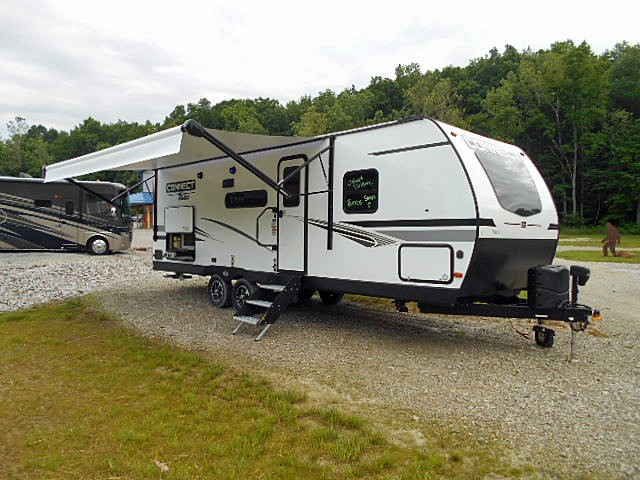 New, 2021, KZ RV, Connect SE 241BHKSE, Travel Trailers