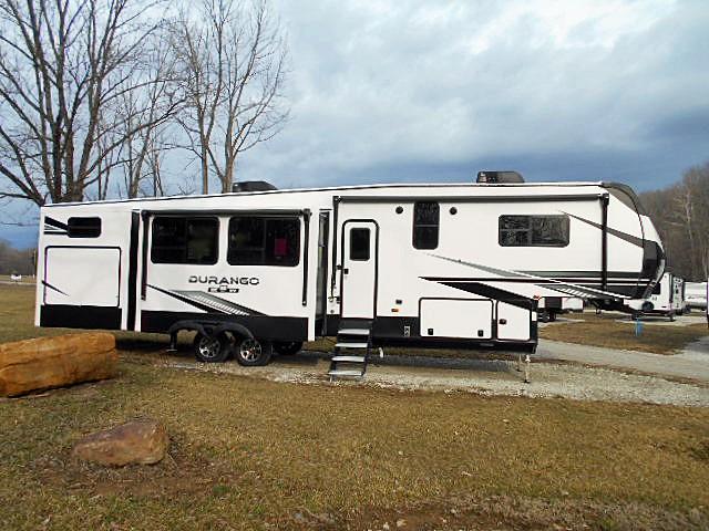 New, 2021, KZ RV, Durango D348BHF, Fifth Wheels