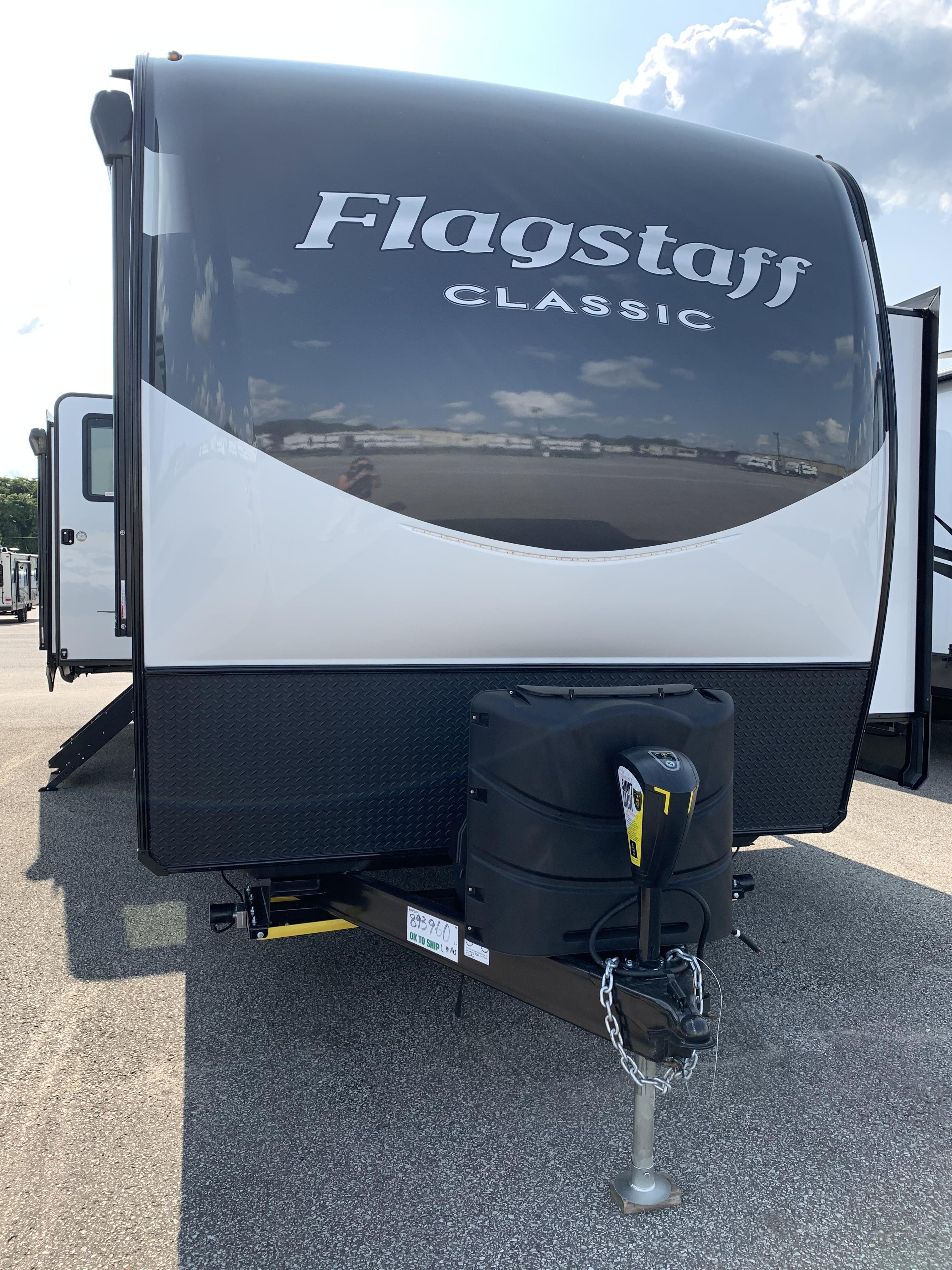 New, 2021, Flagstaff Classic, 832RKSB, Travel Trailers