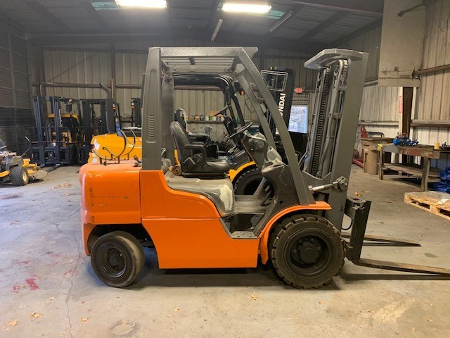 Used, 2013, UniCarriers, 1F2A30, Forklifts / Lift Trucks