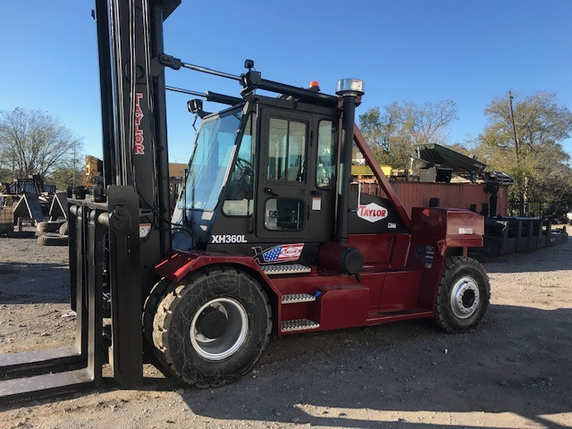 Used, 2016, Taylor, XH-360L, Forklifts / Lift Trucks