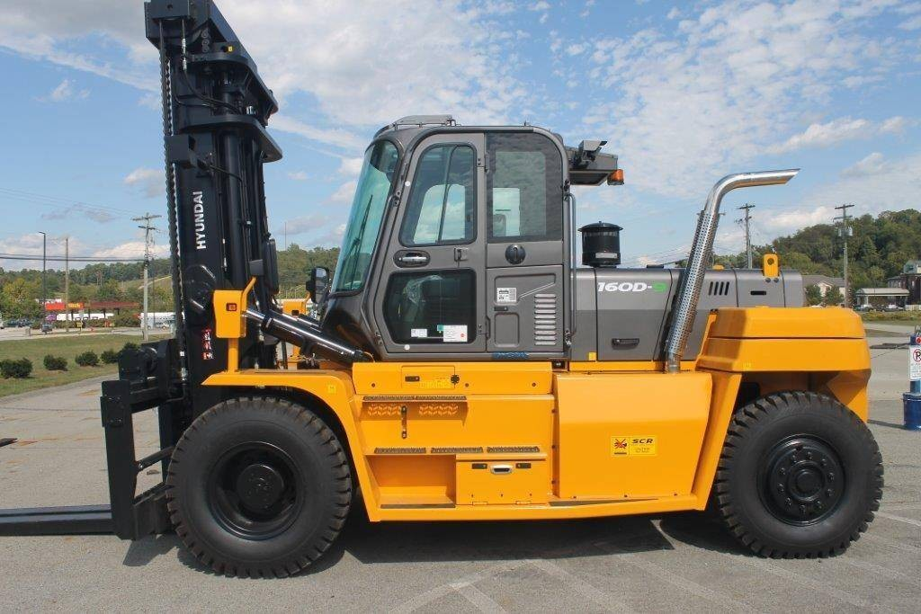 New, 2021, Hyundai, 160D-9, Forklifts / Lift Trucks