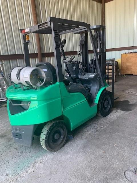Used, 2006, Mitsubishi, FG25N, Forklifts / Lift Trucks