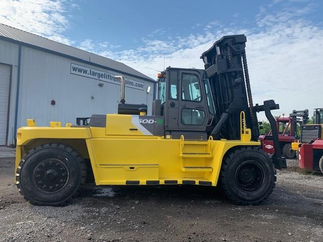 Used, 2012, Hyundai, 250D-7E, Forklifts / Lift Trucks