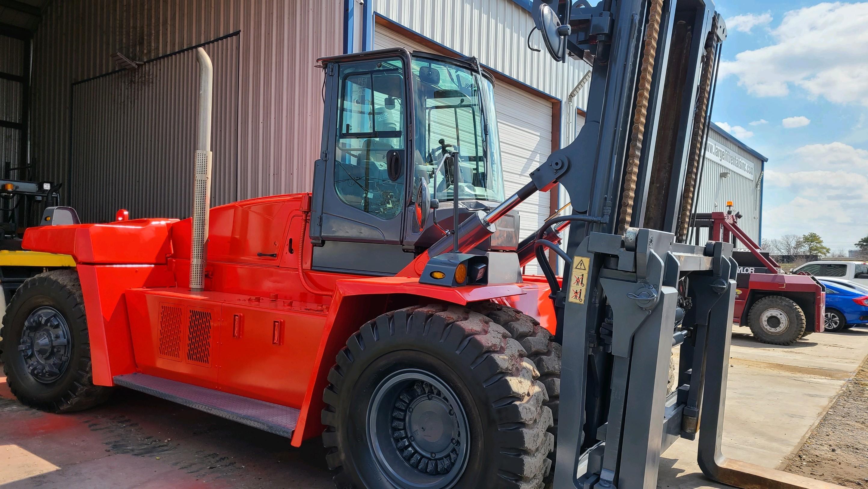 Used, 2016, Kalmar, DCG300-12, Forklifts / Lift Trucks