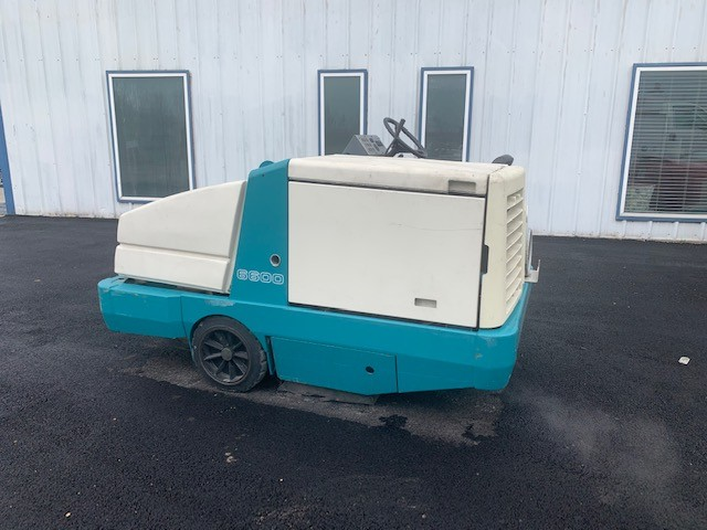 Used, 2007, Tennant, 6600, Sweepers