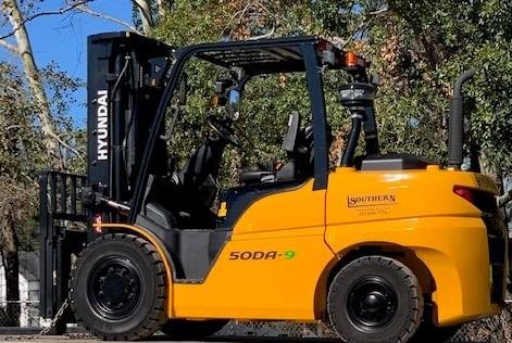 New, 2021, Hyundai, 50DA-9, Forklifts / Lift Trucks