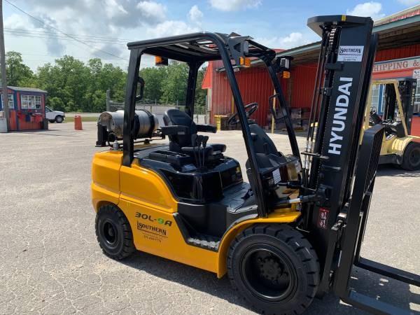 New, 2021, Hyundai, 30L-9A, Forklifts / Lift Trucks
