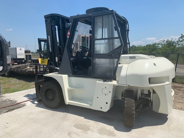 Used, 2017, UniCarriers, PFD155L, Forklifts / Lift Trucks
