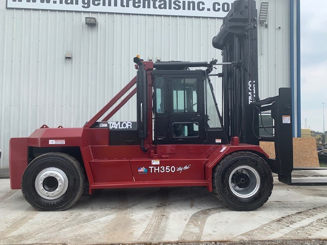 Used, 2007, Taylor, TH350L, Forklifts