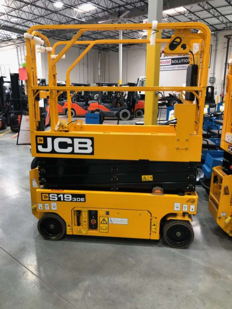New, 2019, JCB, S1930E, Aerial Work Platforms