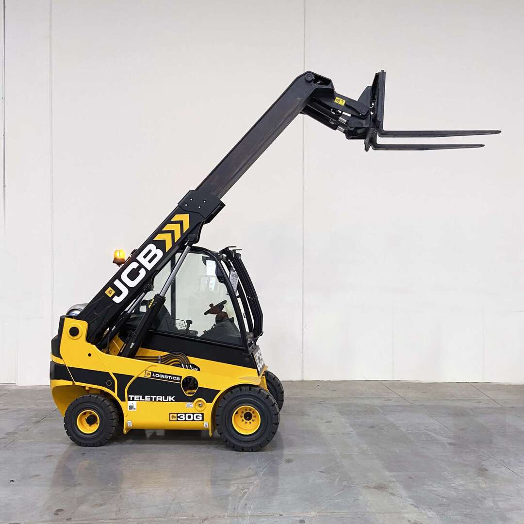 New, 2019, JCB, TLT30LPG, Forklifts / Lift Trucks