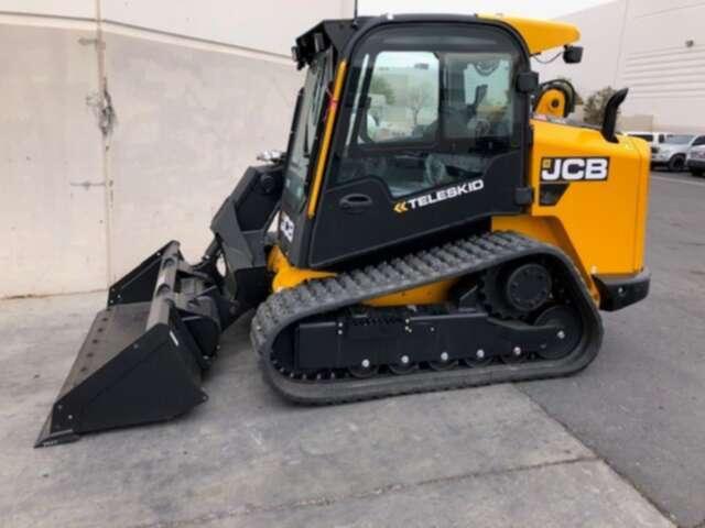 New, 2021, JCB, 3TS-8T, Skid Steers