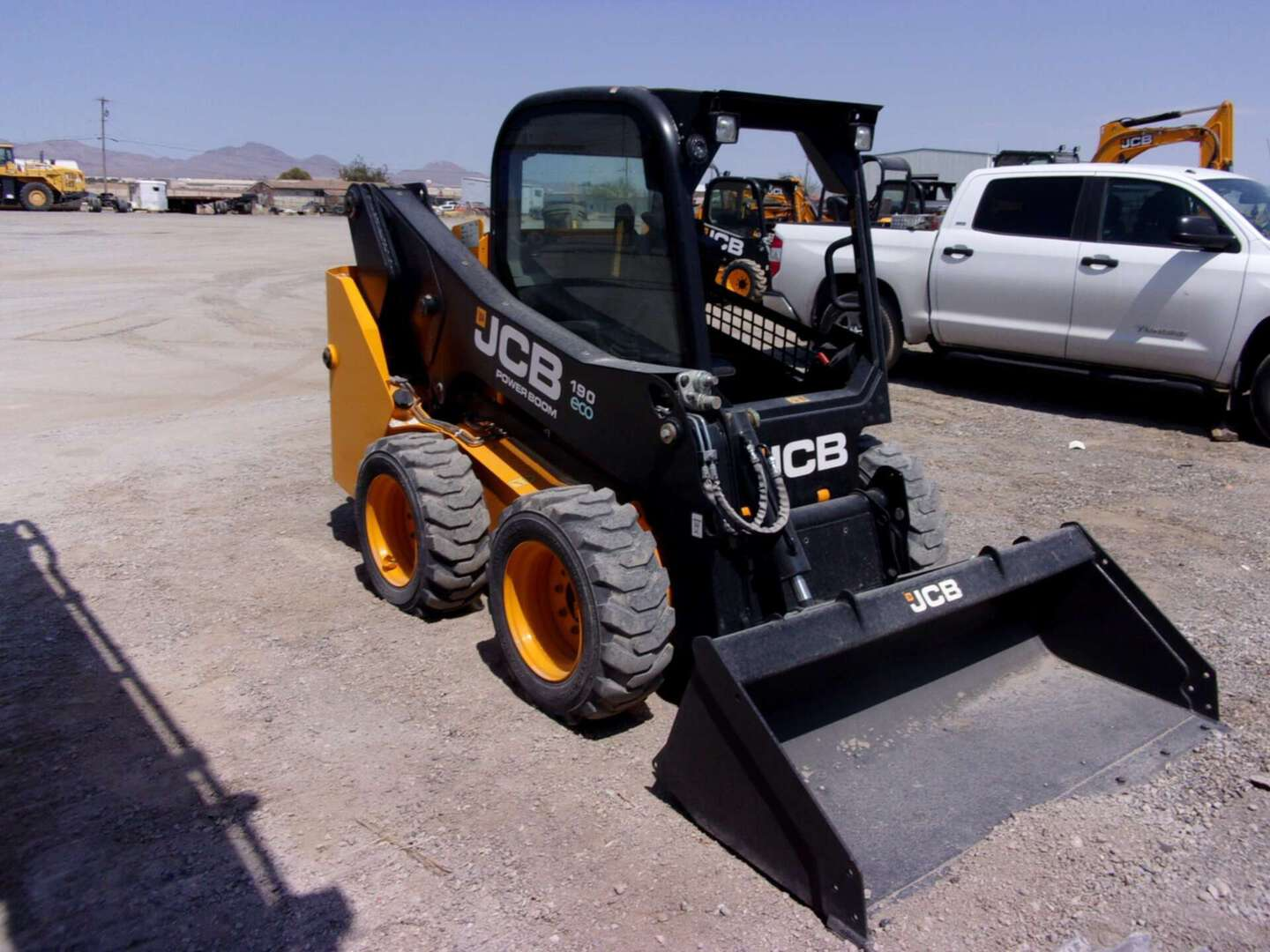 Used, 2017, JCB, 190T, Loaders