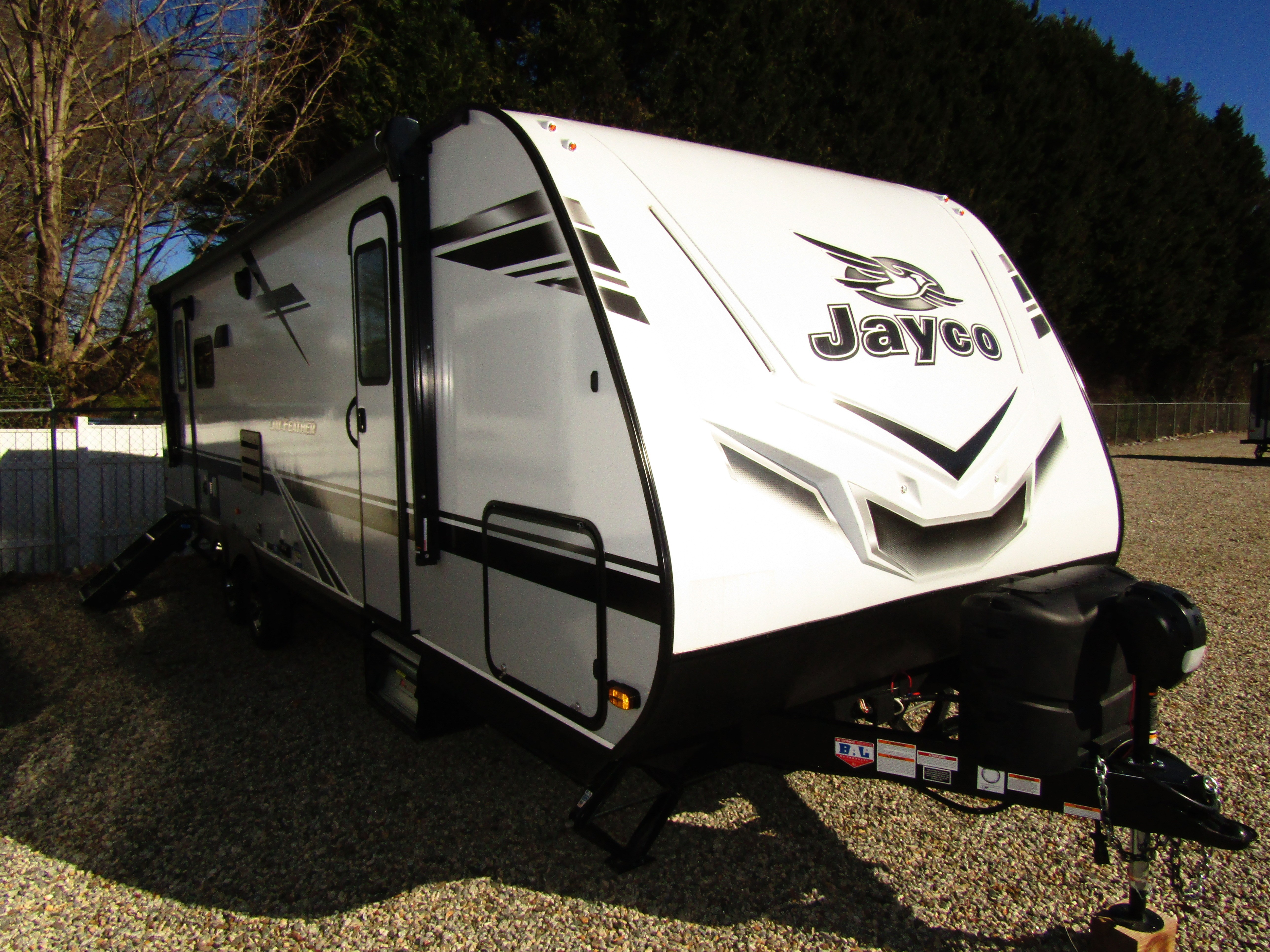 New, 2021, Jayco, Jay Feather 27RL, Travel Trailers