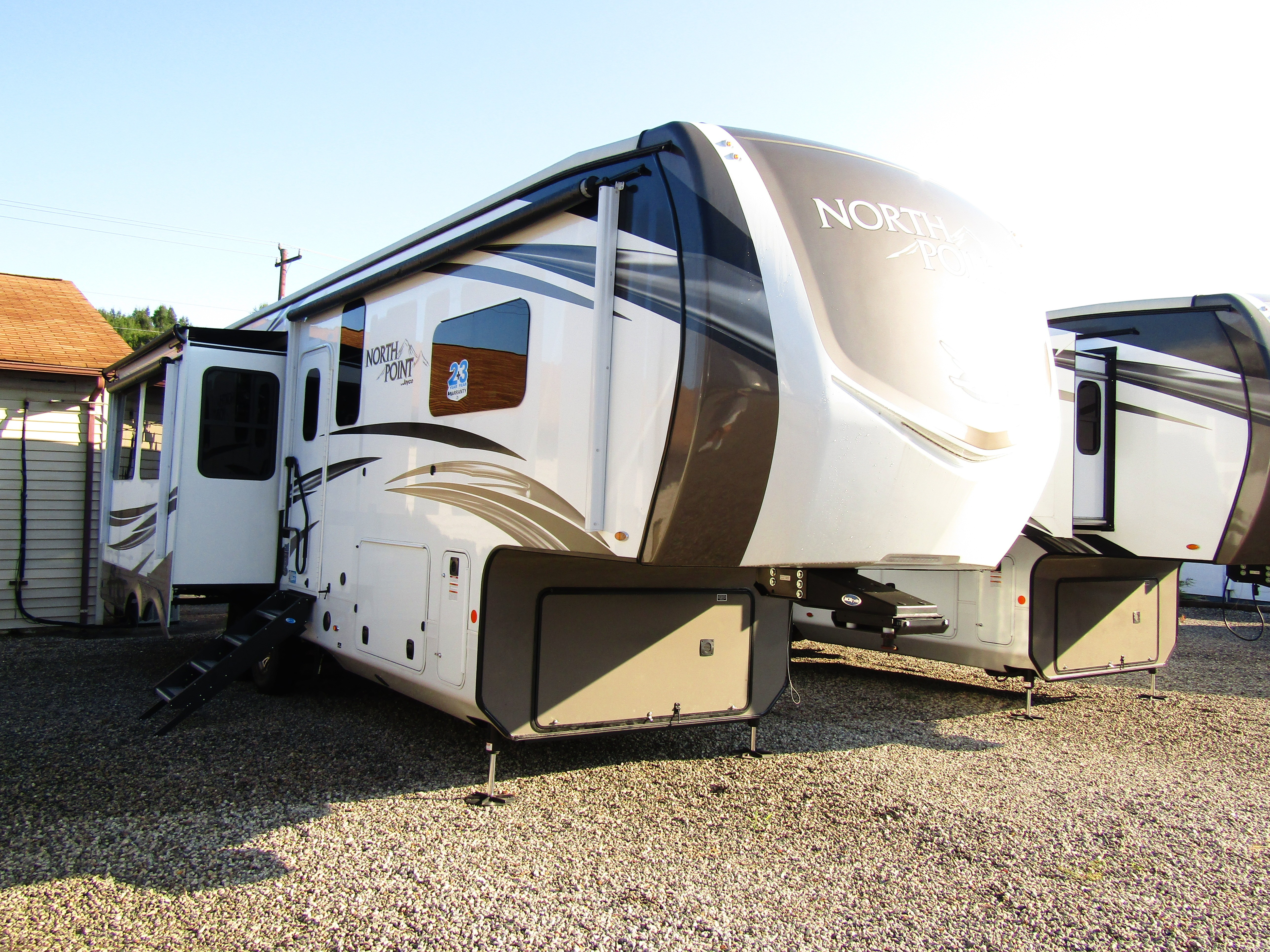 New, 2020, Jayco, North Point 310RLTS, Fifth Wheels