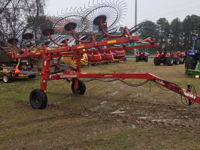 Used, 2016, Bush Hog, BSR12, Rakes