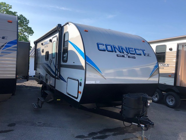New, 2020, Connect, C201RBSE, Travel Trailers